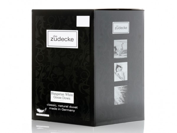 Die Zudecke Hungarian White Goose Down Duvet By Surrey Down