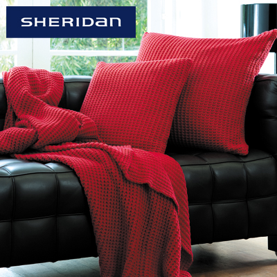 Sheridan Haden Pomegranate Throw