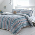 Cornish Deckchair Stripe - Seasalt Bedlinen Collection