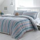 Cornish Deckchair Stripe - Seasalt Bedlinen Collection