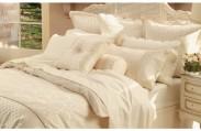 Sheridan Damask Vanilla Bed Linen