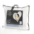 Breathe Pillow from the Fine Bedding Company