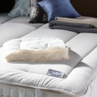 The Wool Filled Mattress Topper By Devon Duvets