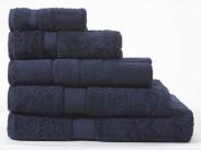 Sheridan luxury Egyptian Cotton Towels British Navy