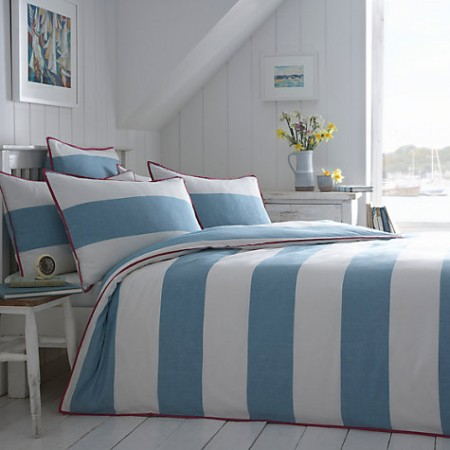 Seasalt Bedlinen - Cornish Stripe