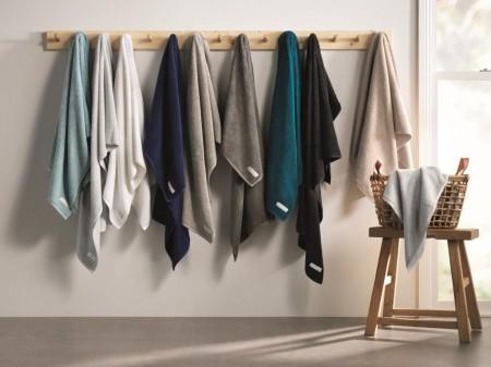 Living Textures Towels