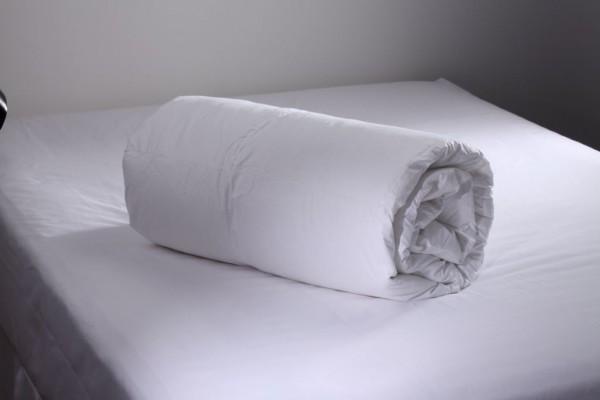 Caravan Fixed Bed Microdown Duvet for Coachman Caravan
