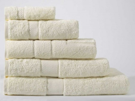 Sheridan Luxury Egyptian Cotton Towels Parchment