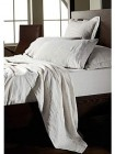 Sheridan Abbotson Duvet Cover, Sheets, Pillowcases and Bedcover white. 100% Linen Bedlinen