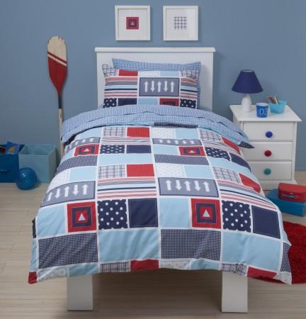 Just Kidding Arrow Children's Bedding