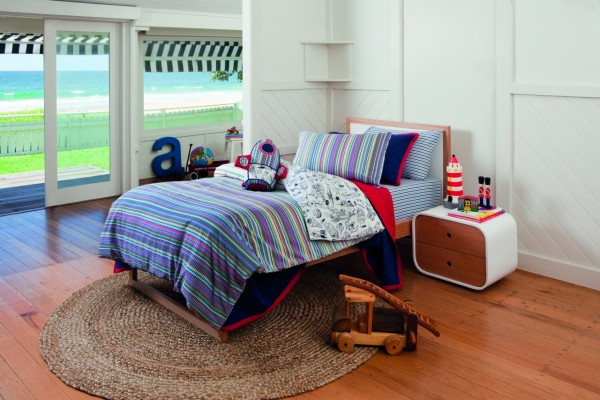 Jasper Children's Bedding By Sheridan