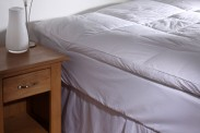 Goose Down Mattress Topper