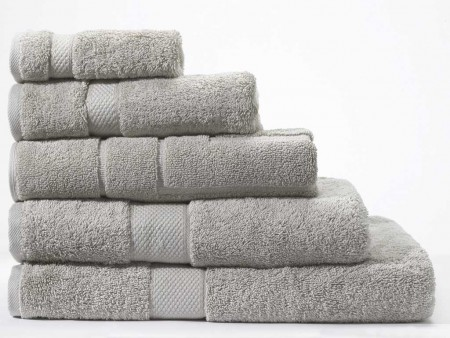 Sheridan Egyptian Cotton Luxury Towels - Silver