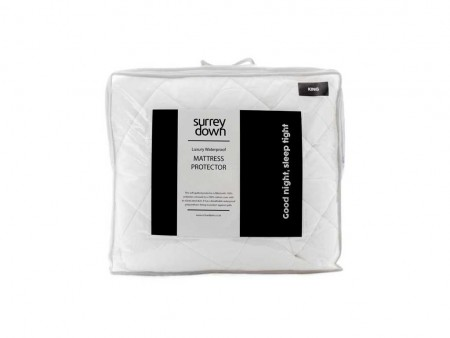 Surrey Down Waterproof Mattress Protector
