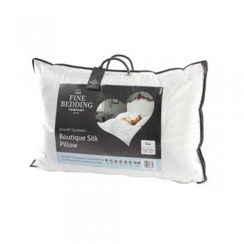 Boutique Silk Pillow from the Fine Bedding Company