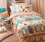Hiccups Children's Bedlinen - Goldilocks Duvet Cover