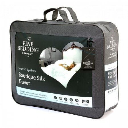 Boutique Silk Duvet by The Fine Bedding Company