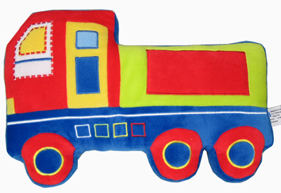 Children's Novelty Truck Cushion