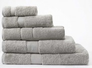 Sheridan Egyptian Cotton Luxury Towels - Silver